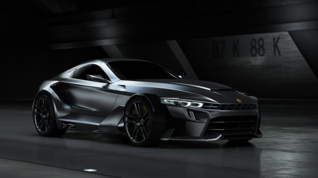 Aspid GT-21 Invictus Spanish sportscar debuts with both style and speed