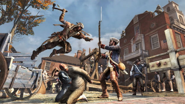 Assassins Creed 3 DLC ep2 review 1