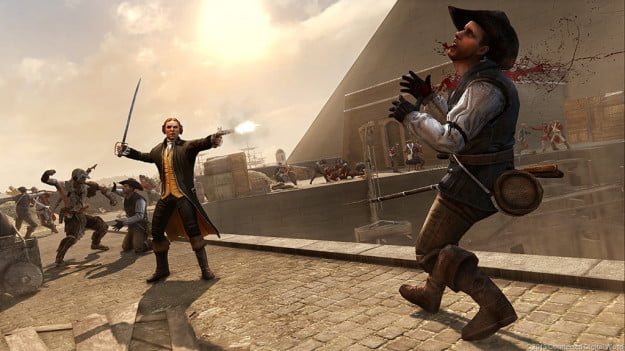 Assassins Creed 3 DLC ep3 review 3