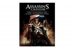 assassins creed  the tyranny of king washington dlc part infamy review assassin s cover art