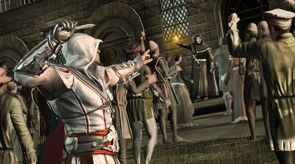 Assassins Creed II Bonfire of the Vanities