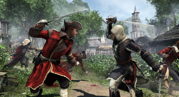 Assassins Creed IV Black Flag screenshot 1