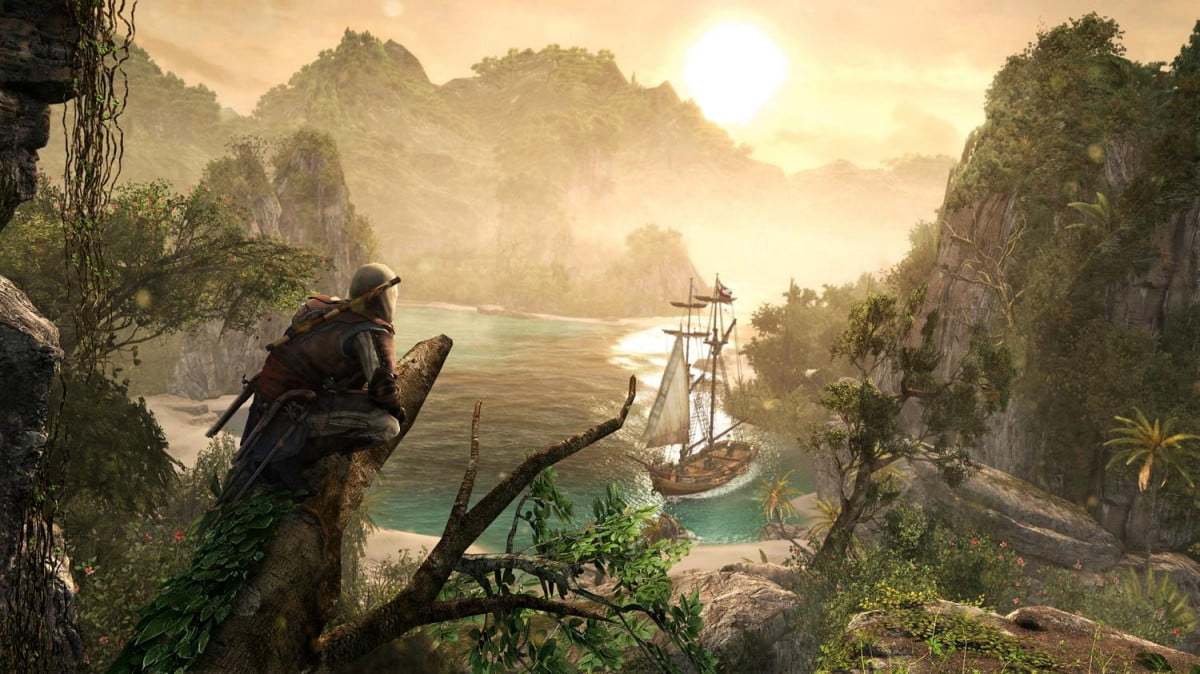 guide getting started assassins creed  black flag iv screenshot