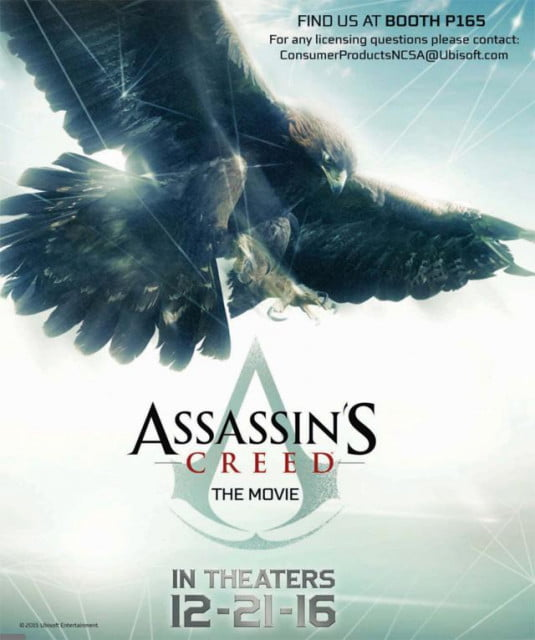 assassins creed licensing expo