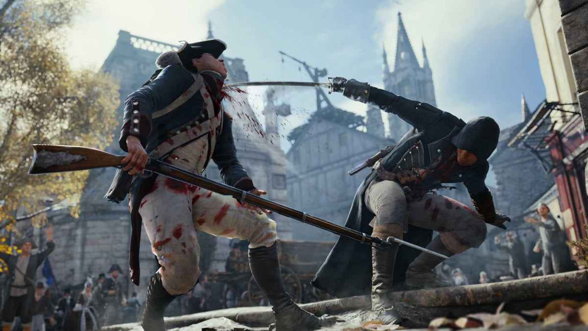assassins creed unity release delayed november