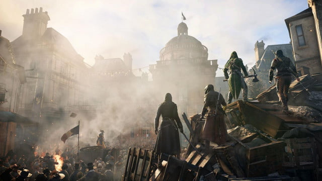 assassins creed  cancelled assassin s unity