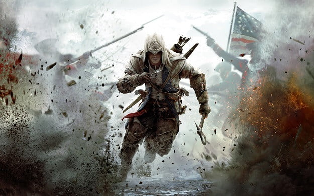 Assassin's Creed 3's Corey May