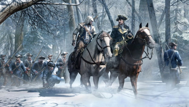 AC3 Connor and Washington