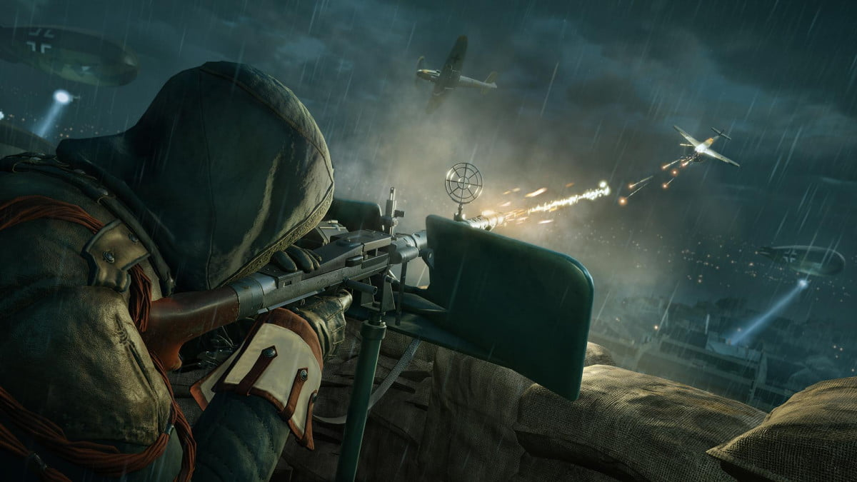 consoles have changed pc requirements assassins creed unity ww  machinegun