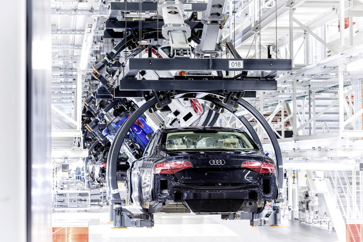 audi offices factories raided in connection to diesel scandal neckarsulm factory