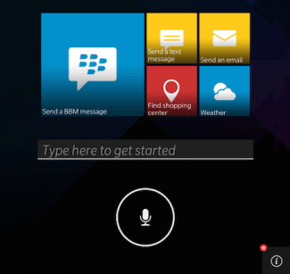 blackberry assistant-main-use