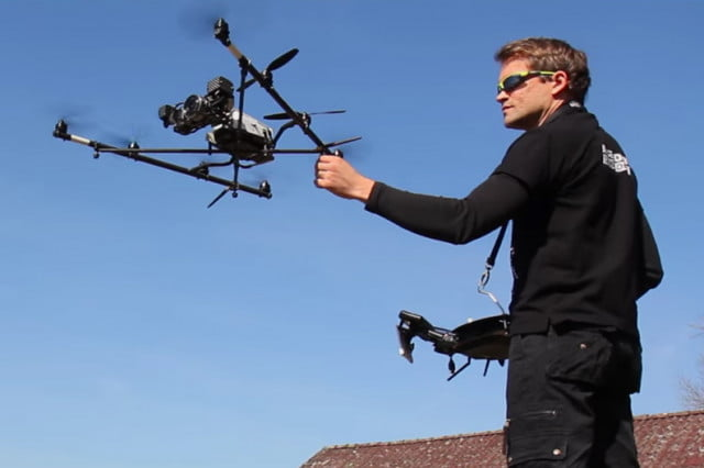 intel acquires german drone firm ascending technologies astec falcon