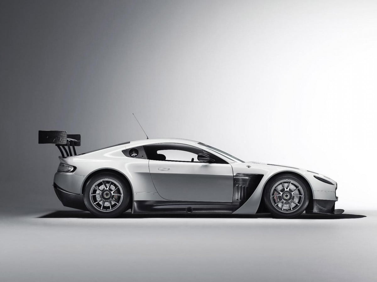 aston martin mulls a vantage gt  racer for the road