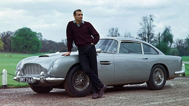 Aston-Martin-DB5-set-to-battle-ready-reappearance-in-new-007-flick,-Skyfall