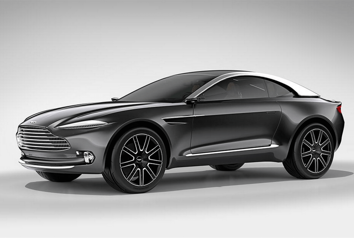 aston martin  hp electric model specs news rumors dbx concept
