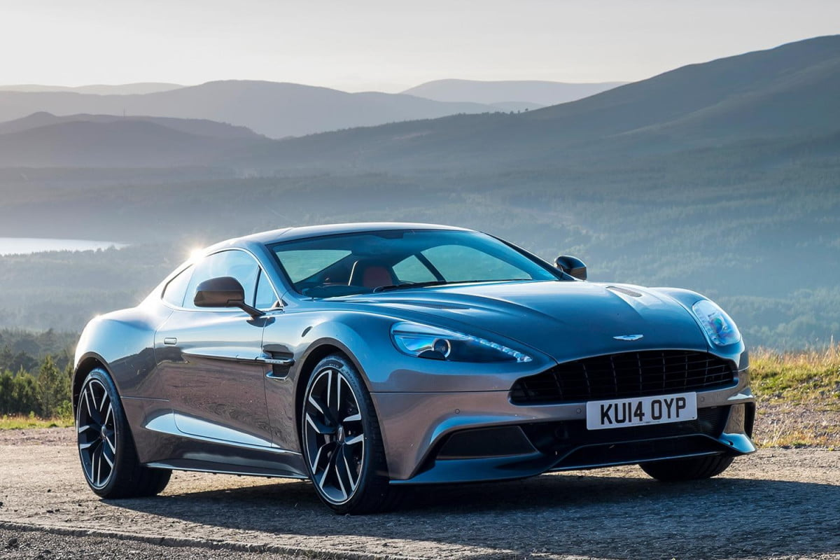 aston martin replacements for vanquish and vantage