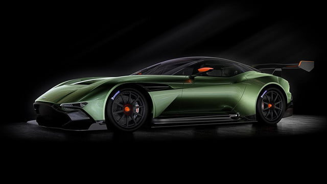 aston martin to stay with manual transmissions v  engines vulcan