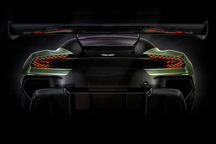 aston martin vulcan official spec pictures and performance