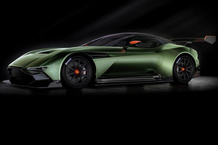 Aston Martin will team up with