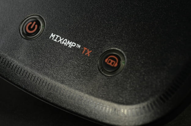 Astro A50 headset review mixamp buttons
