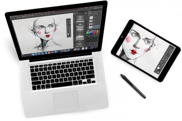 astropad app turns ipad into drawing tablet