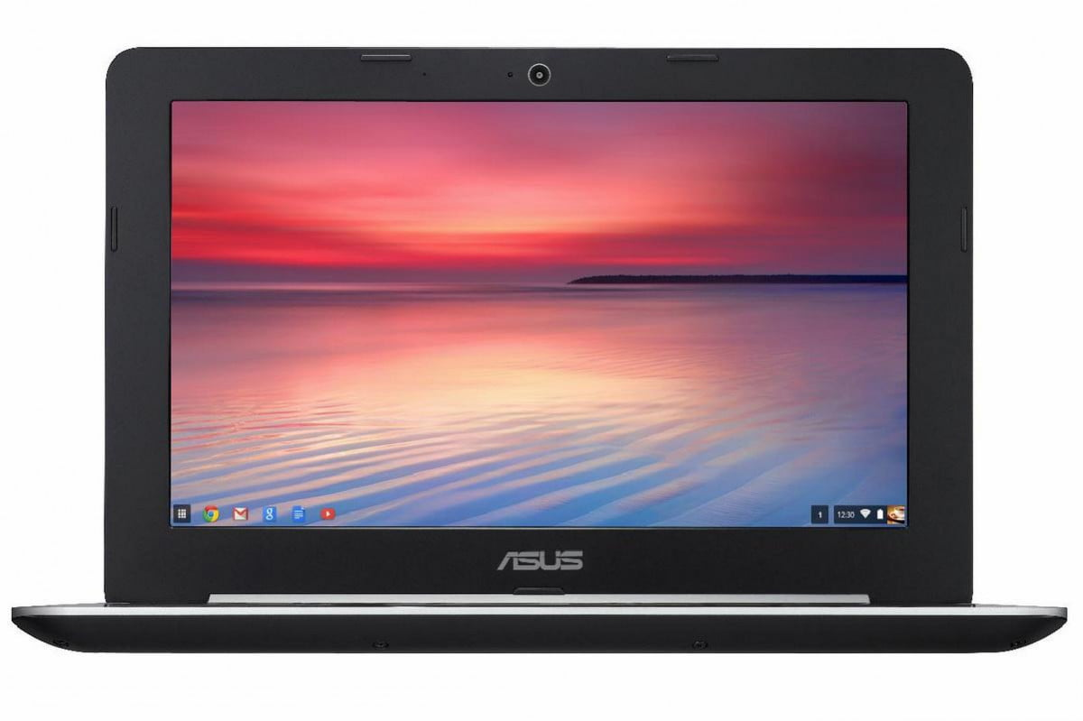 asus outs new chromebooks big touchpads bay trail cpus c  final