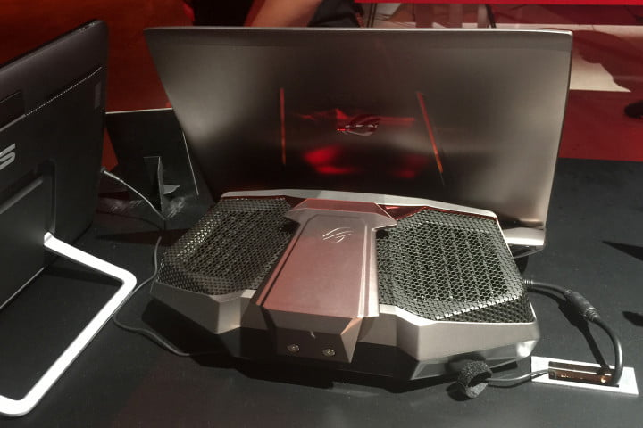 asus rog gx  hands on