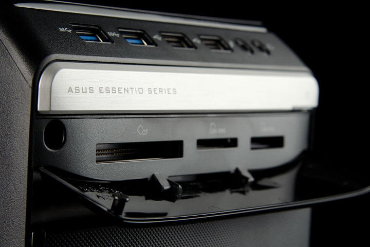 asus m  ac us s review front ports open