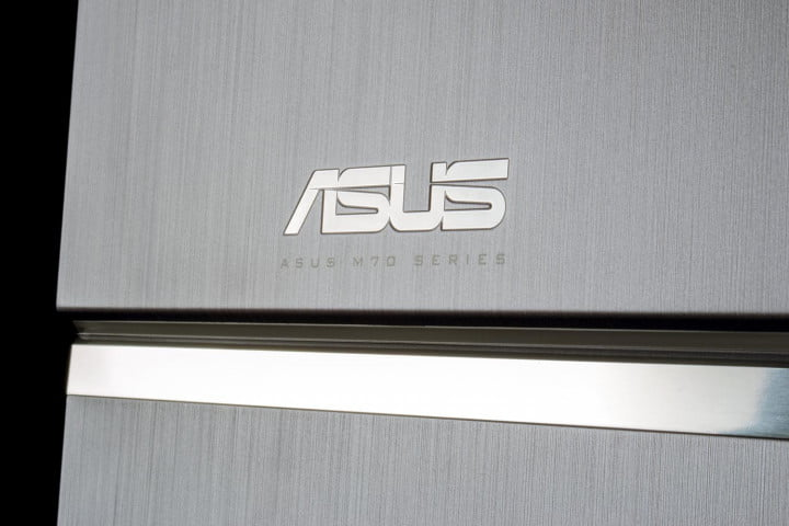 asus m  ad review us s desktop logo