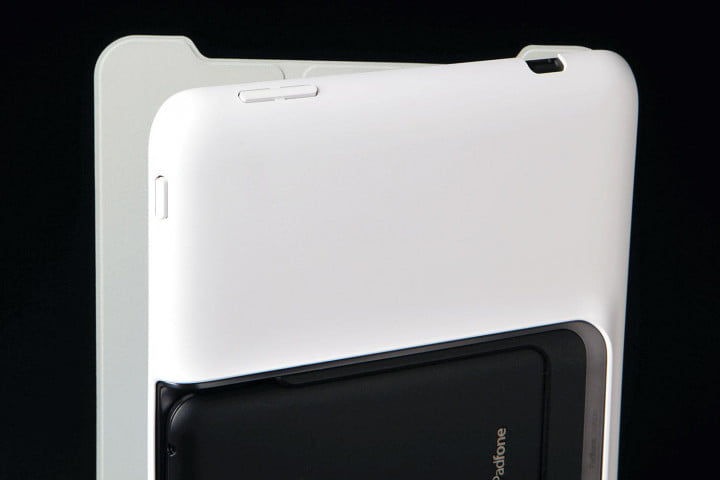 asus padfone x review padphone station top back angle