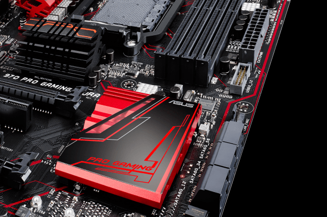 asus fields four new motherboards for  pro gaming