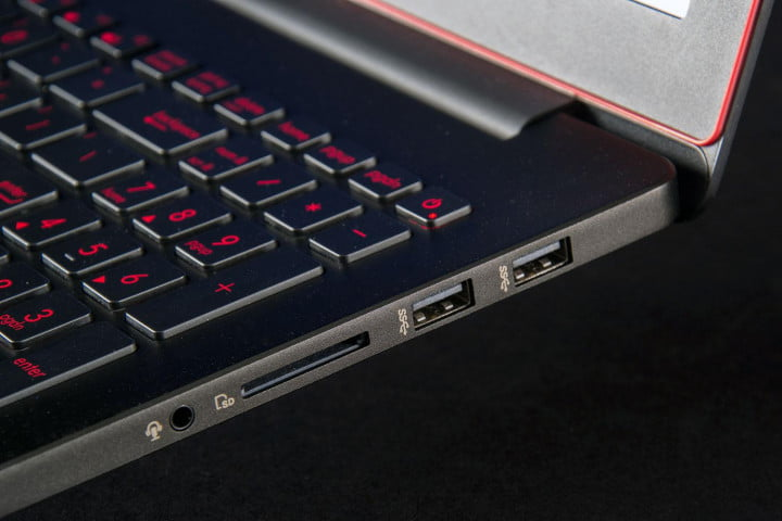 asus rog g  review jw ds side ports