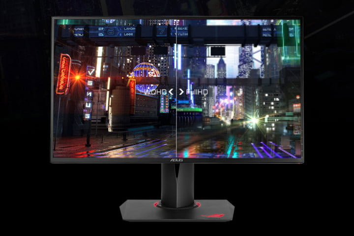 Asus ROG Swift PG279Q Slider