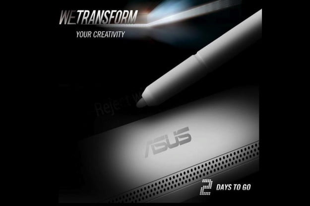 Asus Transform IFA Teaser