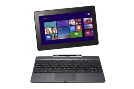 ASUS Transformer Book T100 (front)