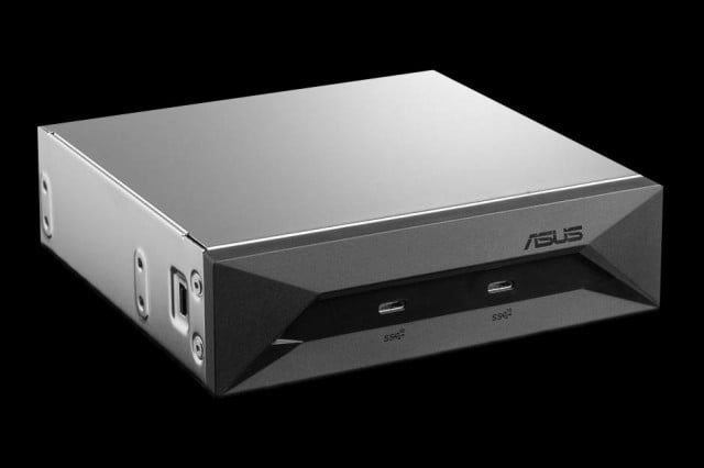 asus prepares for the future with usb  front panel upgrade kit