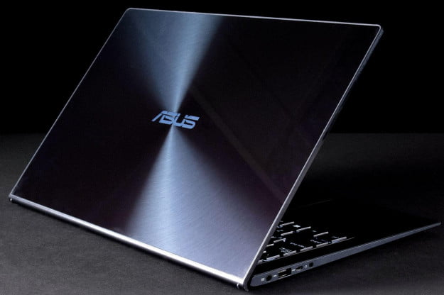 Asus UX301LADH71T Zenbook back angle
