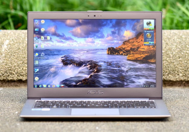 Asus Zenbook Prime UX32VD review laptop screen