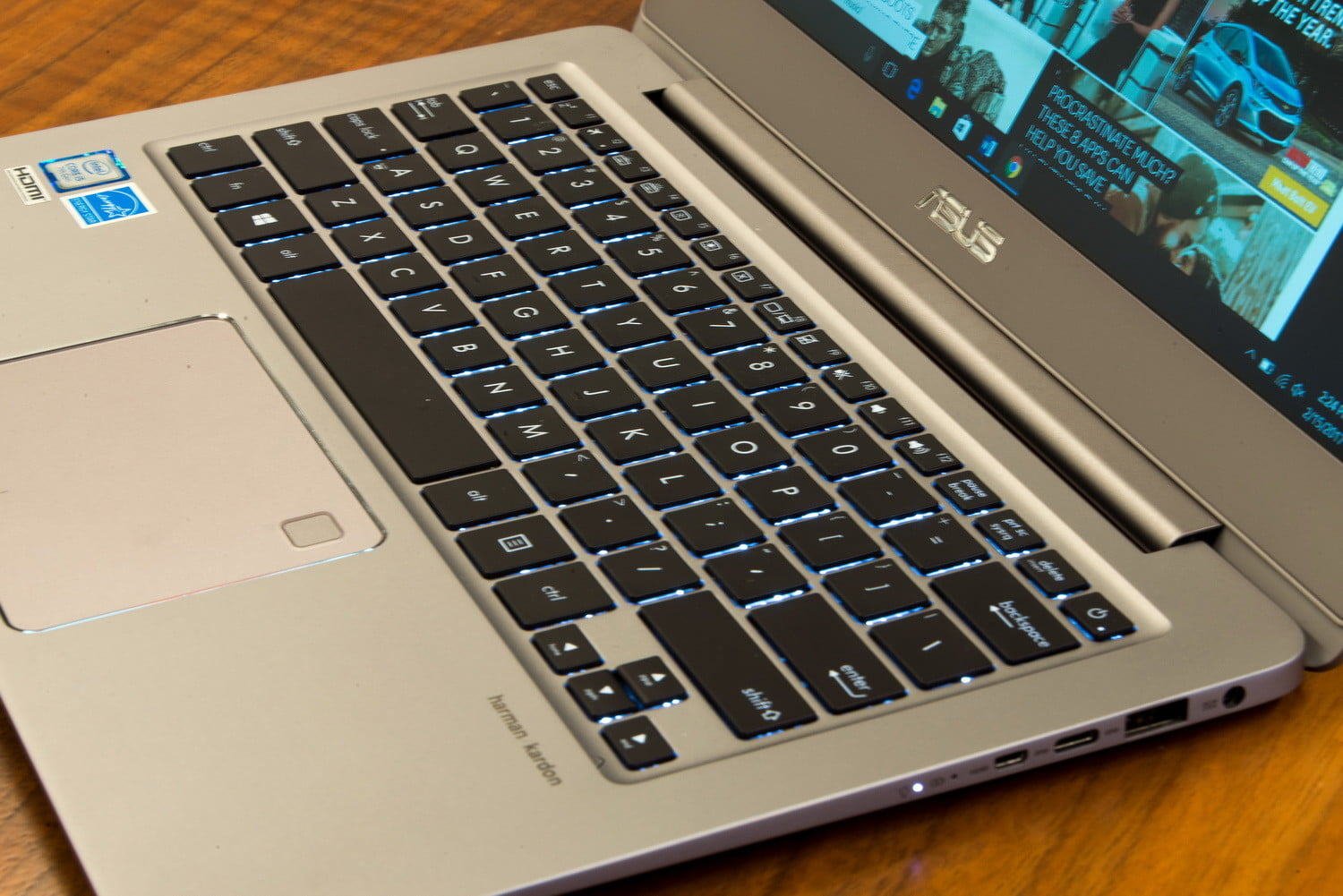 Asus Zenbook UX330UA Laptop Review The Only Laptop You