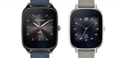ASUS ZenWatch 2 WI501Q and WI502Q