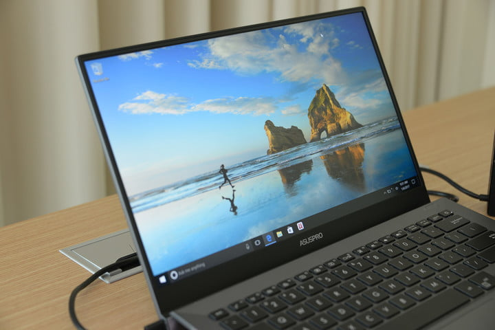 asuspro b  first impressions ces