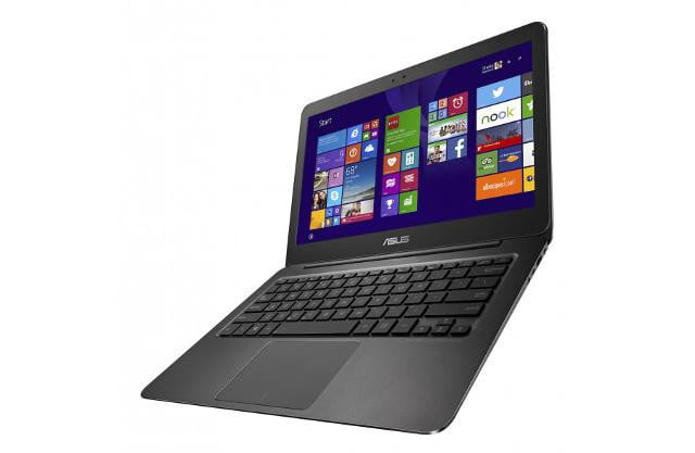 asus new razor thin ux  ultrabook primed slice competition half asusux
