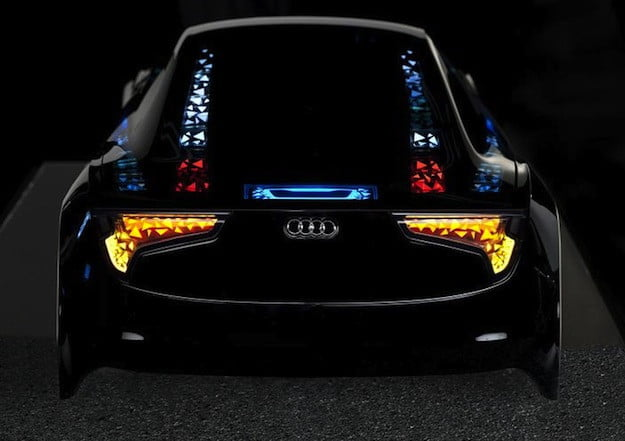 Audi Lighting Tech Demo