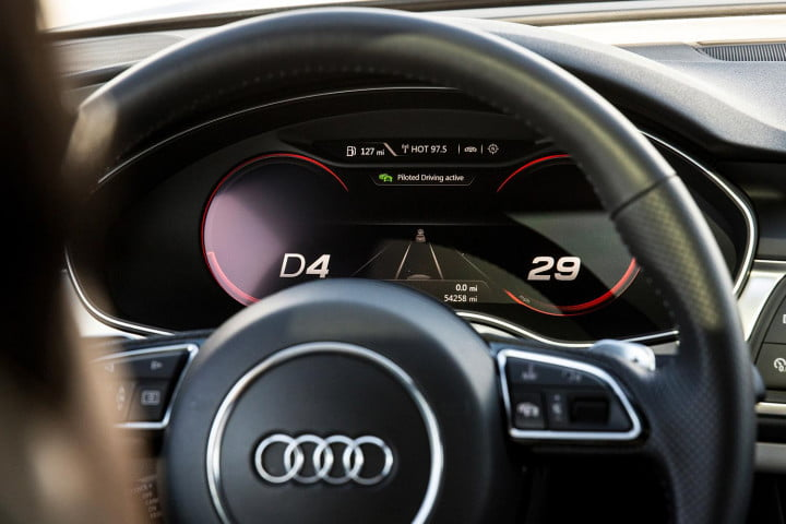 self driving cars far flung future or almost here at  large
