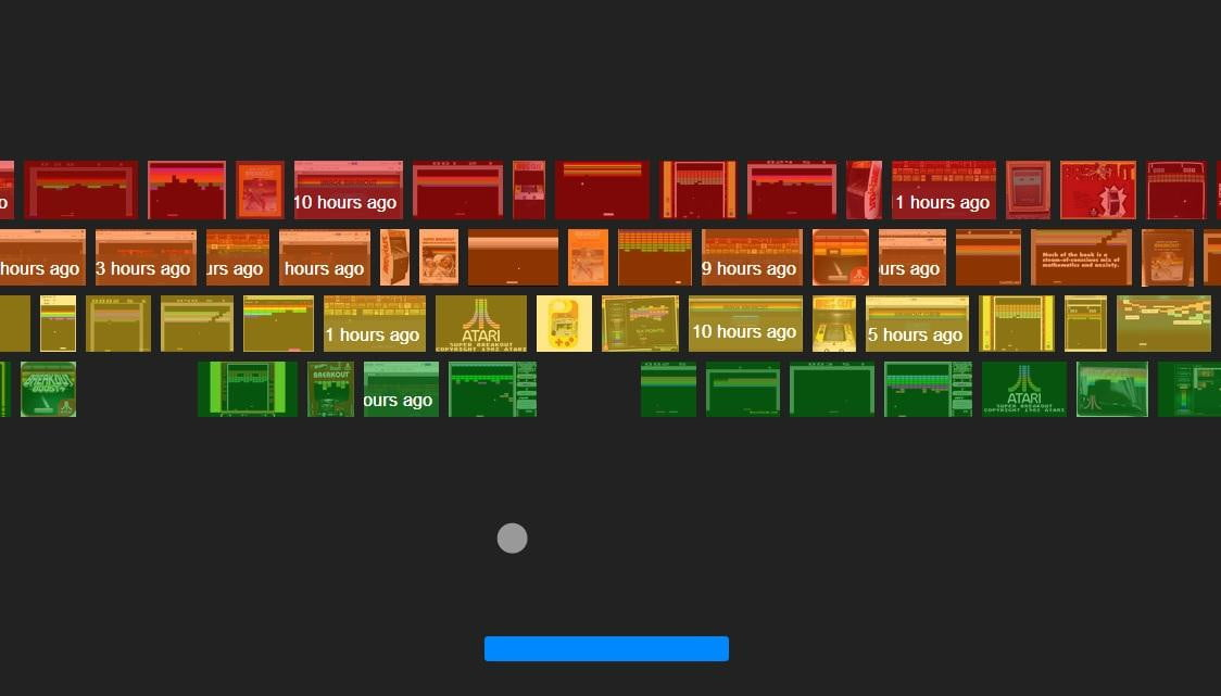 Atari Breakout playable in Google image search
