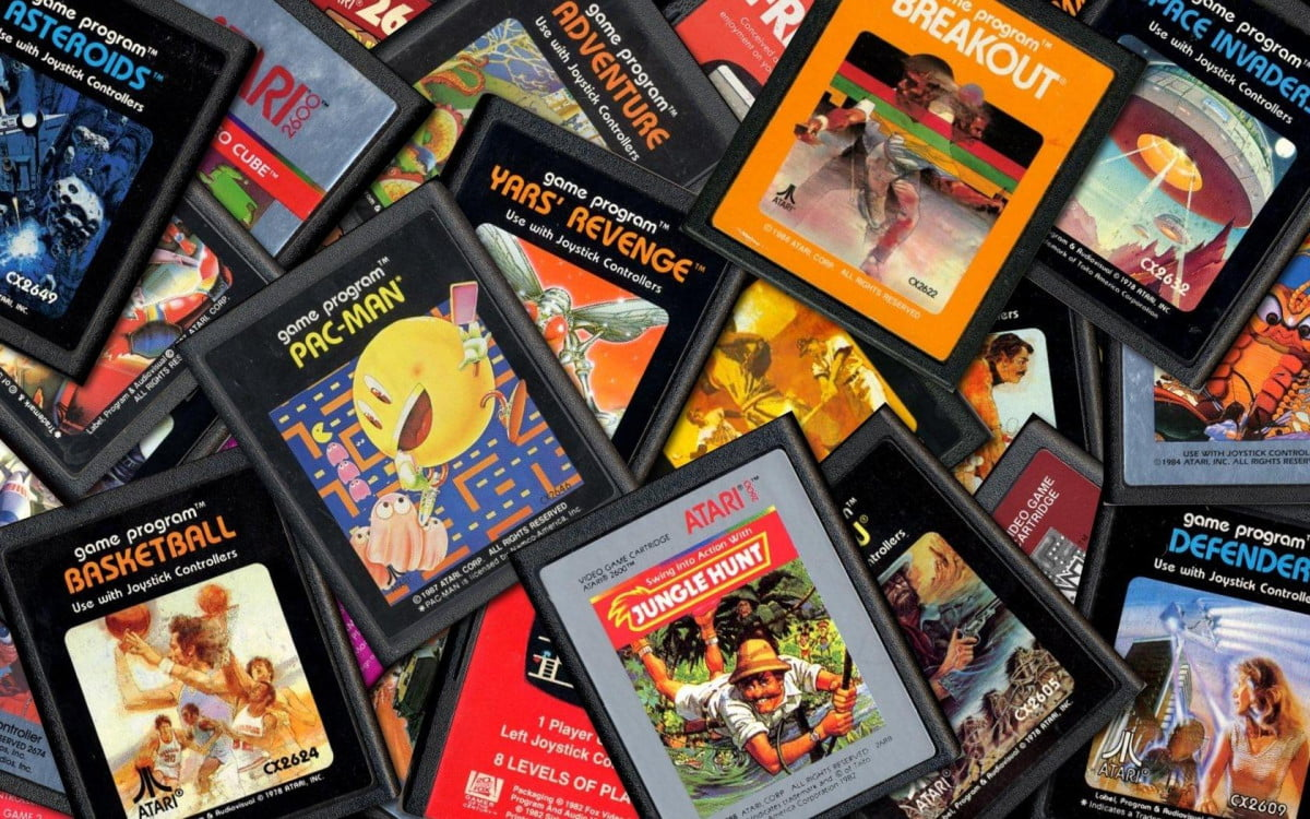 xbox one policy shift resuscitates the ailing culture of console gaming atari cartridges