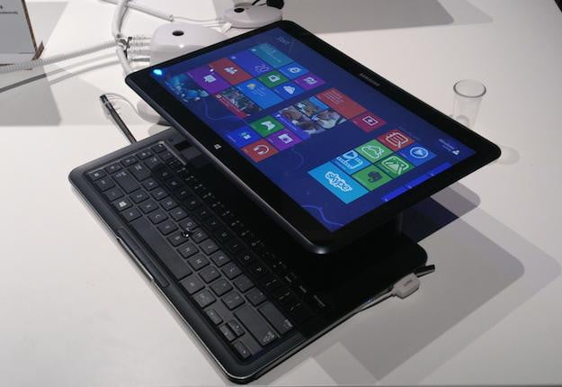 Ativ Q Floating View
