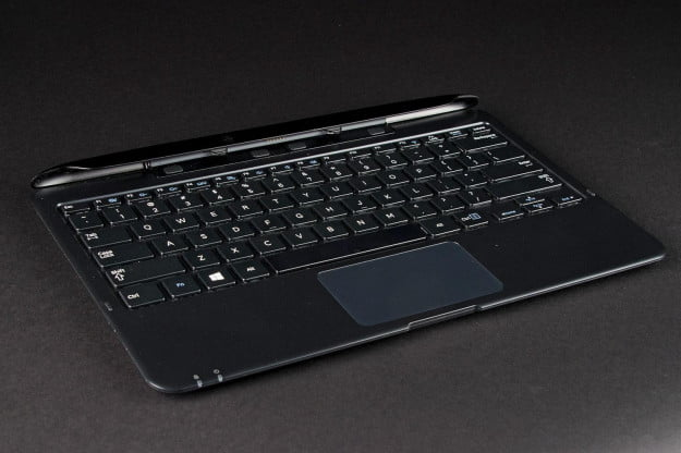 ATIV Smart PC Pro 700T keyboard