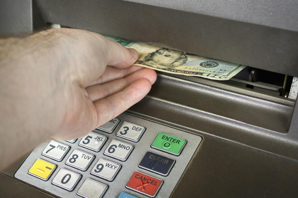 thieves tampering with atms could soon face nasty blast of hot foam atm