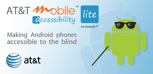 AT&T Mobile Accessibility Lite (Android)